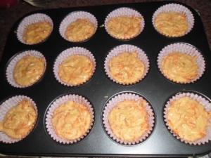 carrot cupcakes pan