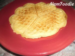Namfoodie waffle plate
