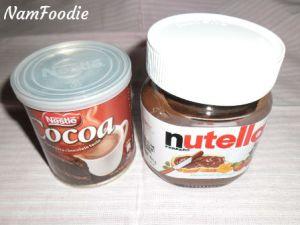 nutella cocoa