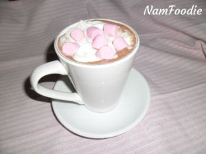 nutella hot chocolate nutella