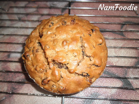 Amarula fuit cake