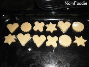 cookies cut
