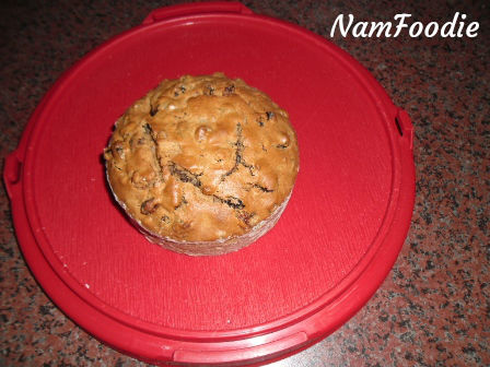 Namfoodie amarula cake