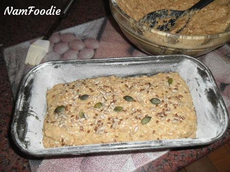 dough pan seeds
