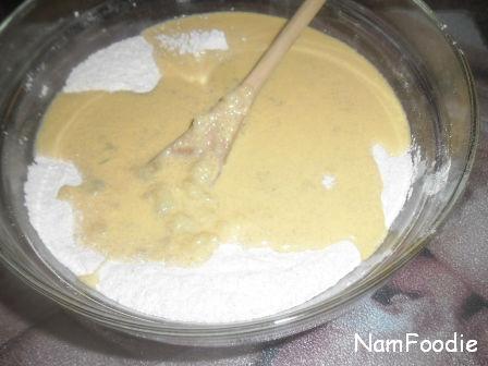 sweet potato bread mix