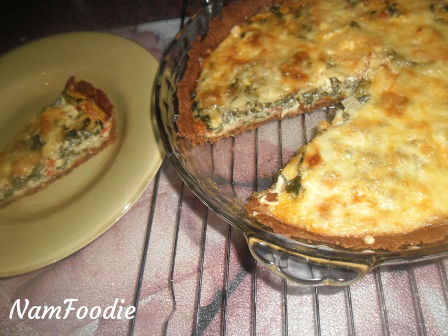 spinach feta quiche main