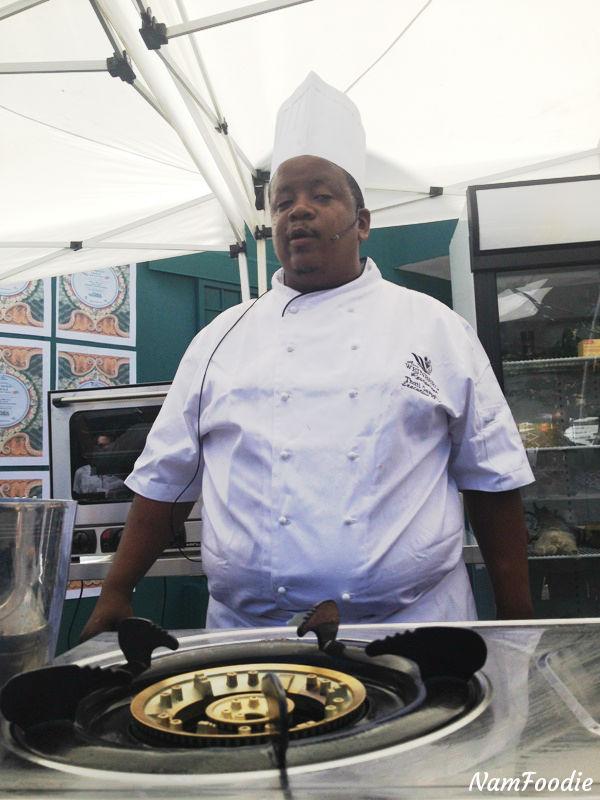 FoodWineFestival chef Tuti