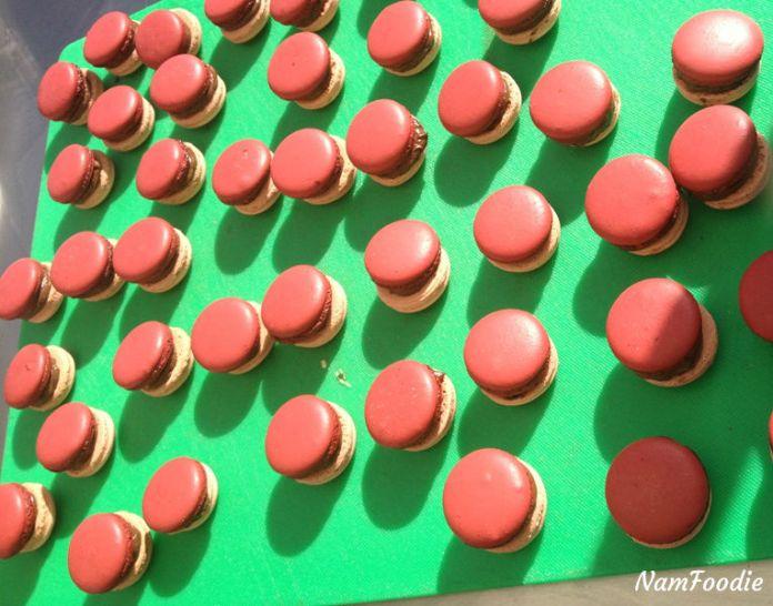 FoodWineFestival macaroons