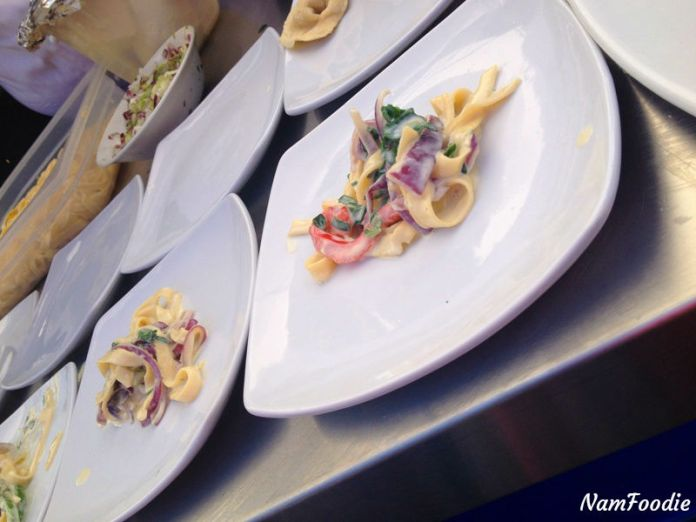 FoodWineFestival pasta