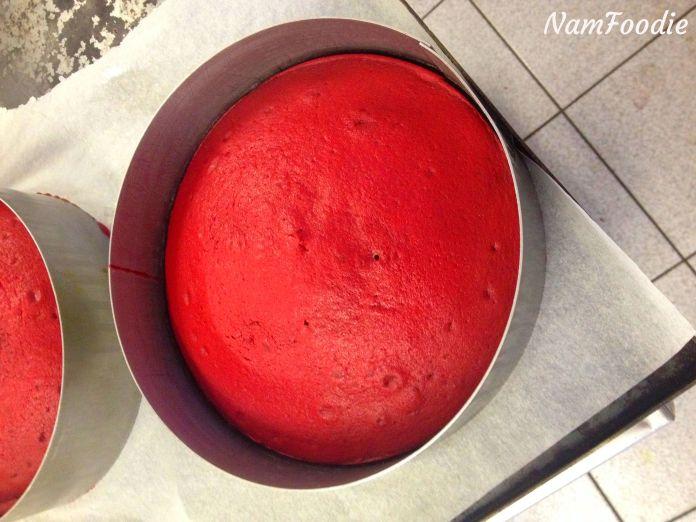Read Velvet cake pan