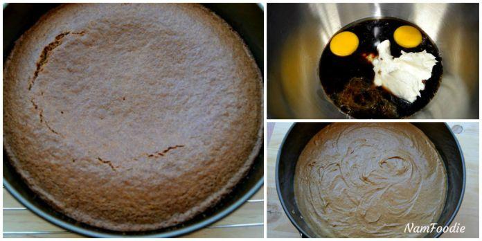 gingerbread cake steps